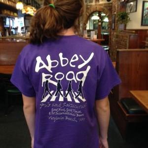 abbey road pub short sleeve