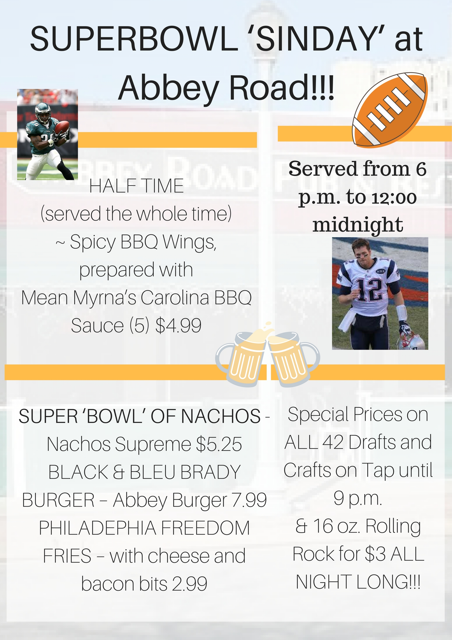 Super Bowl Virginia Beach schedule