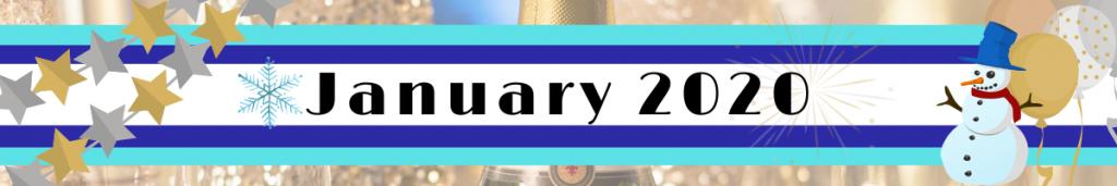 January 2020 Event Schedule for Virginia Beach, Virginia